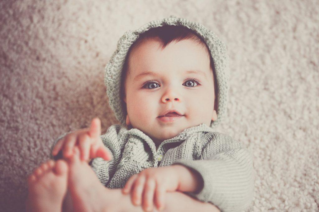 Babyenpeuterkleding