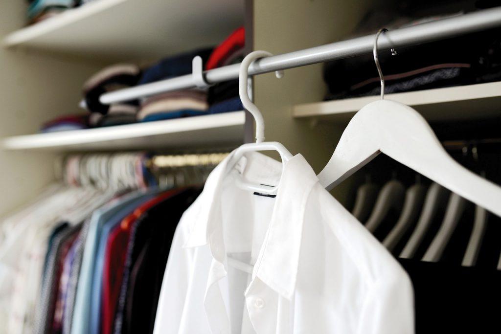 Oude kleding restylen